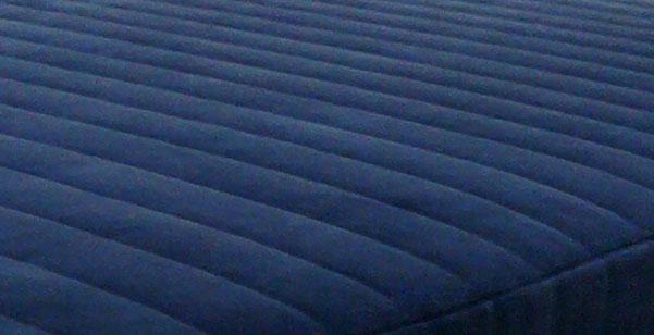 Blauwe matrastijk