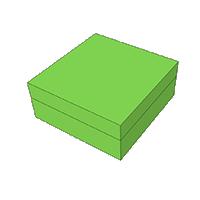 Vierkant Strak - Zit & Slaap