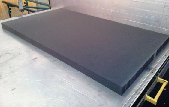 Zwarte Polyether Platen